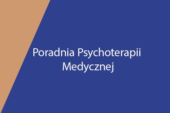 Poradnia Psychoterapii Medycznej